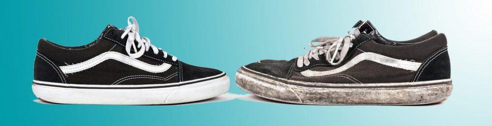Schuhreparatur Sneakers