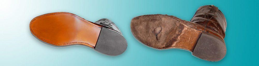 Schuhreparatur Stiefel
